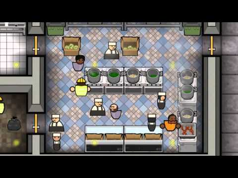 Prison Architect: PlayStation®4 Edition Video Screenshot 1