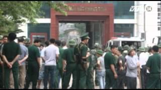 VTC14_Nhóm người Trung Quốc nổ súng tại cửa khẩu Quảng Ninh