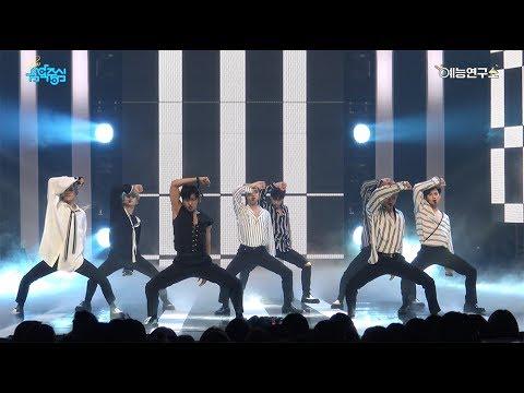 [예능연구소 직캠] 엑소 전야 (前夜) @쇼!음악중심_20170722 The Eve EXO in 4K