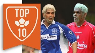 Top 10 Players Who Dared To Play For Liverpool AND Everton