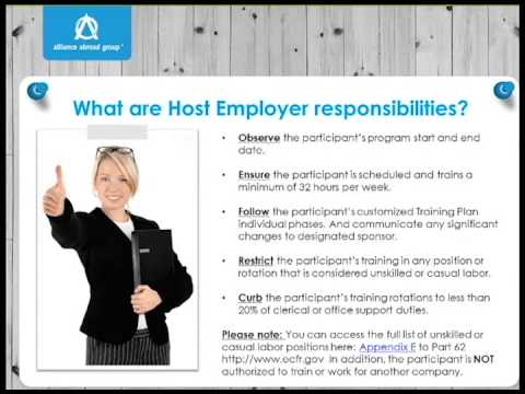 AAG - Intro Demo to InternTrainee Program For Host Companies