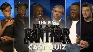 The Ultimate Black Panther Cast Quiz!
