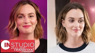 'Single Parents' Star Leighton Meester Talks Season Finale & Adam Brody's Cameo | In Studio