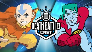 Avatar Aang VS Captain Planet! | DEATH BATTLE Cast #214