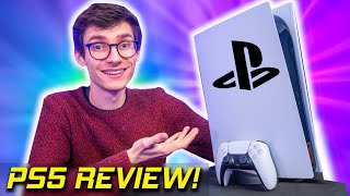 Playstation 5 Review! - From A PC Gamer! [PS5 Review]