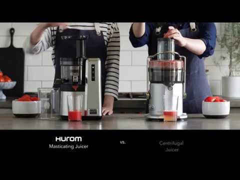 Hurom HZ Alpha 3rd Generation Slow Juicer » Juiceland UK