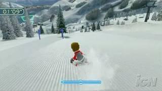 Ski sur wii