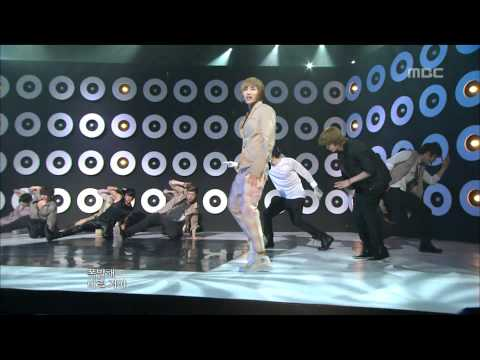 Super Junior - BONAMANA, 슈퍼주니어 - 미인아, Music Core 20100515