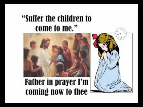 Child's Prayer - Diane Williams - Sc-KaMftOYU -