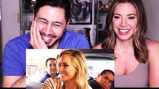 JENNIFER LAWRENCE SURPRISES PPL ON HOLLYWOOD BLVD   Jimmy Kimmel   Reaction w/ Deanna!