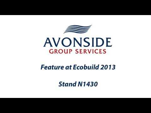 Avonside Group Services at Ecobuild 2013