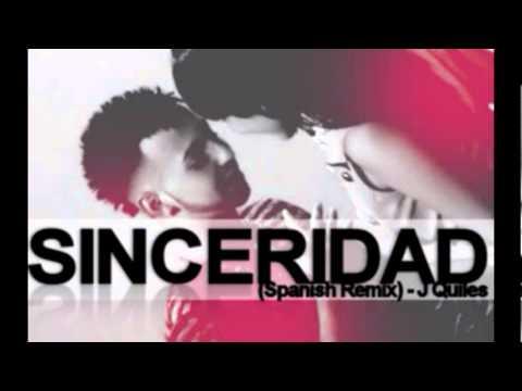 J Quiles Sinceridad (Marvins Room spanish remix)