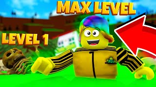 I Trained 500,000,000,000 TOUGHNESS AND BECAME INVINCIBLE (Roblox Super Power Training Simulator)