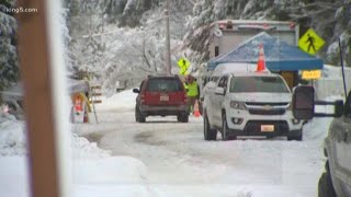 State of emergency in North Bend