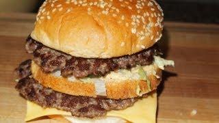 The BEST Big Mac Recipe! | Copycat