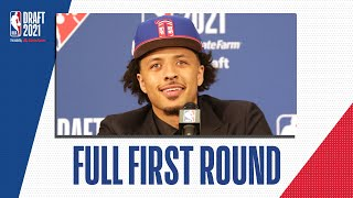 All 30 First Round Picks   2021 #NBADraft