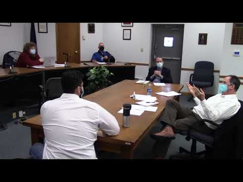 Rouses Point ERS Meeting  3-4-21