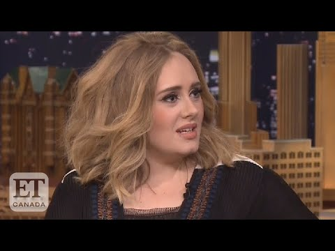 Adele Is 'Terrified' To Host 'SNL'