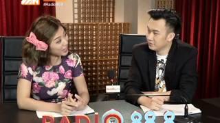 Radio 88.8: Dương Triệu Vũ giãi bày chuyện tình cảm với Mr Đàm
