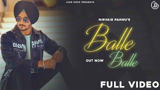 Balle Balle – Nirvair Pannu Video HD