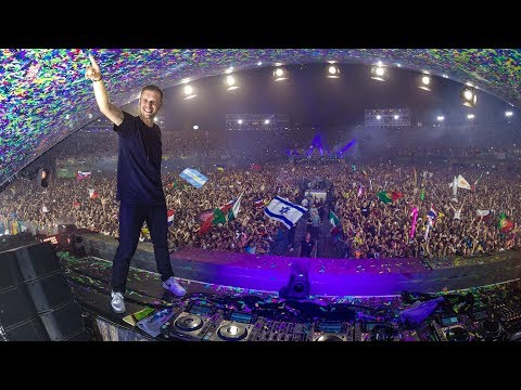 Armin van Buuren live at Tomorrowland 2019