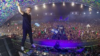 Armin van Buuren live at Tomorrowland 2019