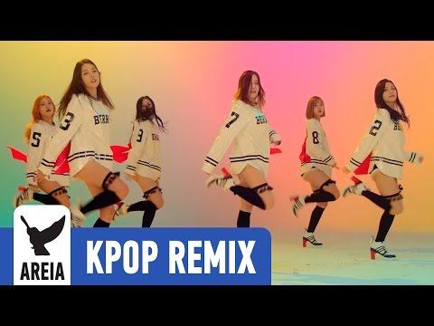 Berry Good - Don't Believe   Areia Kpop Remix #270
