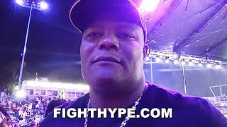 LUIS ORTIZ REACTS TO ANDY RUIZ BEATING CHRIS ARREOLA & CALLS HIM OUT: