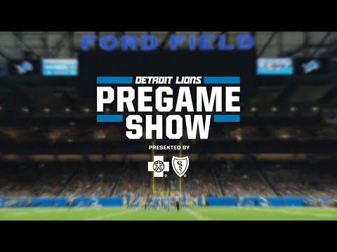 Detroit Lions Pregame Show | Week 12 vs. Houston Texans