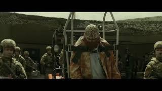 Airport suit up scene | suicide squad (2016)