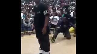 Nae Nae dance battle OWNS CHRIS BROWN check it out! #naenae
