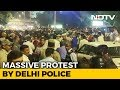 Cops Protest Assault By Lawyers