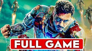IRON MAN 2 Gameplay Walkthrough Part 1 FULL GAME [1080p HD] - No Commentary