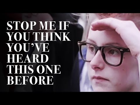 The Smiths - Stop Me If You Think You've Heard This One Before (Official Music Video)