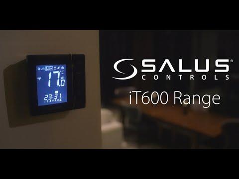 PRODUKT | Salus iT600 trådløs varmestyring