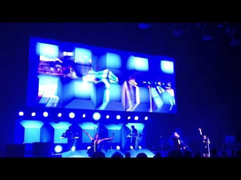 The Human League - Night People (Live at the Royal Albert Hall, London 26/11/2012)