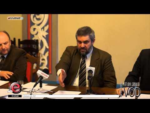 Konferencja prasowa posła Jana Krzysztofa Ardanowskiego