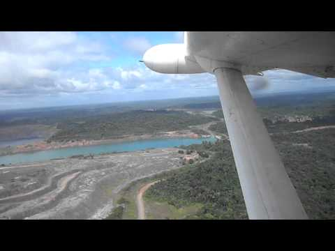 Mahdia Gold - Omai mine (Guyana interior)