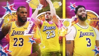 The TRUTH ABOUT ZACH LAVINE Becoming A LAKER! How the NBA SAVED the All star game