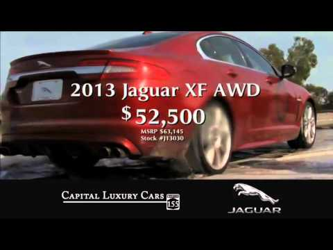 2014 Capital Luxury Cars Jaguar TV Spot