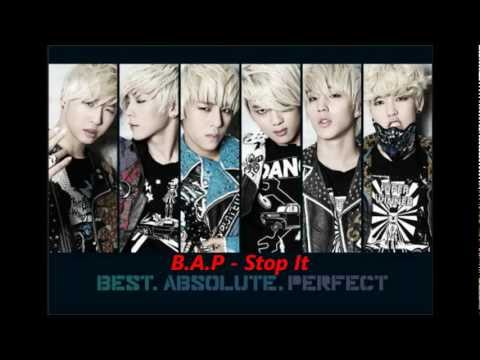 [Audio] 24.02.2013 B.A.P - STOP IT 하지마 @ B.A.P Live on Earth Seoul Concert 2013