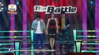 The Voice Cambodia 21 Sep 2014