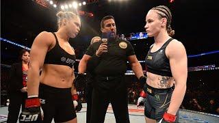 UFC 242: Valentina Shevchenko versus Ronda Rousey Full Fight Video Breakdown by Paulie G