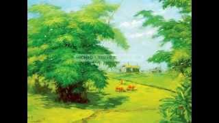Tranh sơn dầu phong cảnh đẹp Việt Nam