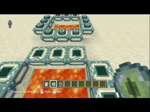 How to build a end portal minecraft xbox 360 musica movil how to build the end portal in minecraft xbox 360 sciox Image collections