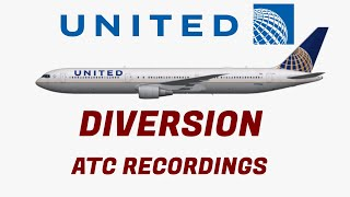 [DIVERSION ATC RECORDINGS] UNITED AIRLINES 777 DIVERSION TO DENVER DUE TO ENGINE EXPLOSION
