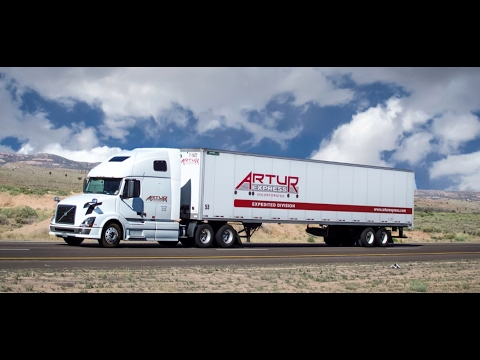 Artur Express Inc. Channel Trailer