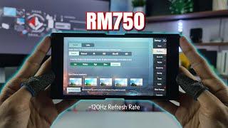 Smartphone Gaming Murah RM750 Sedap PUBG Dapat Grafik Smooth/Extreme ! Seksa RAZER PHONE 2