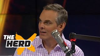 Cowherd: If NFL teams don't offer Nick Saban $10M, they're drunk   THE HERD