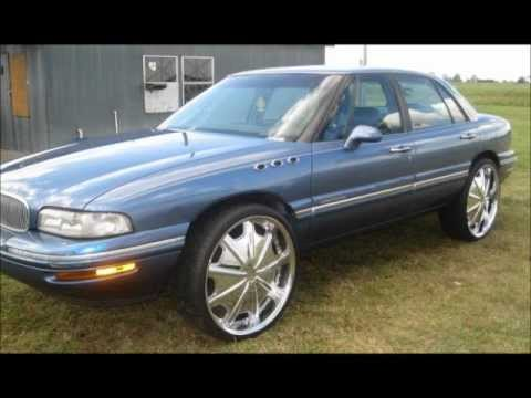 98 Buick Lesabre With 24 Quot Chrome Rims Musica Movil Musicamoviles Com